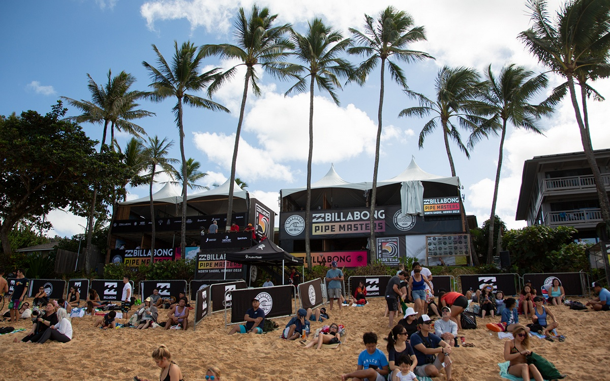 No Competition Today at Billabong Pipe Masters in Memory of Andy Irons