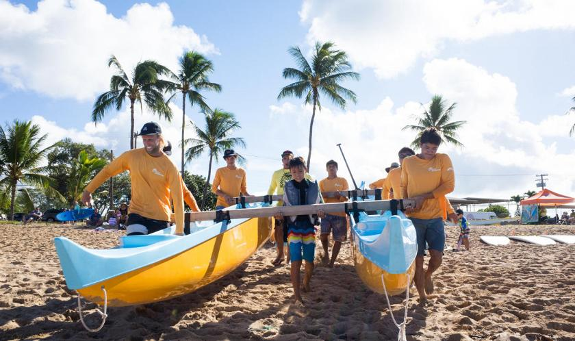 Pros Plant Seeds for a Better Ocean Future in Hawaii