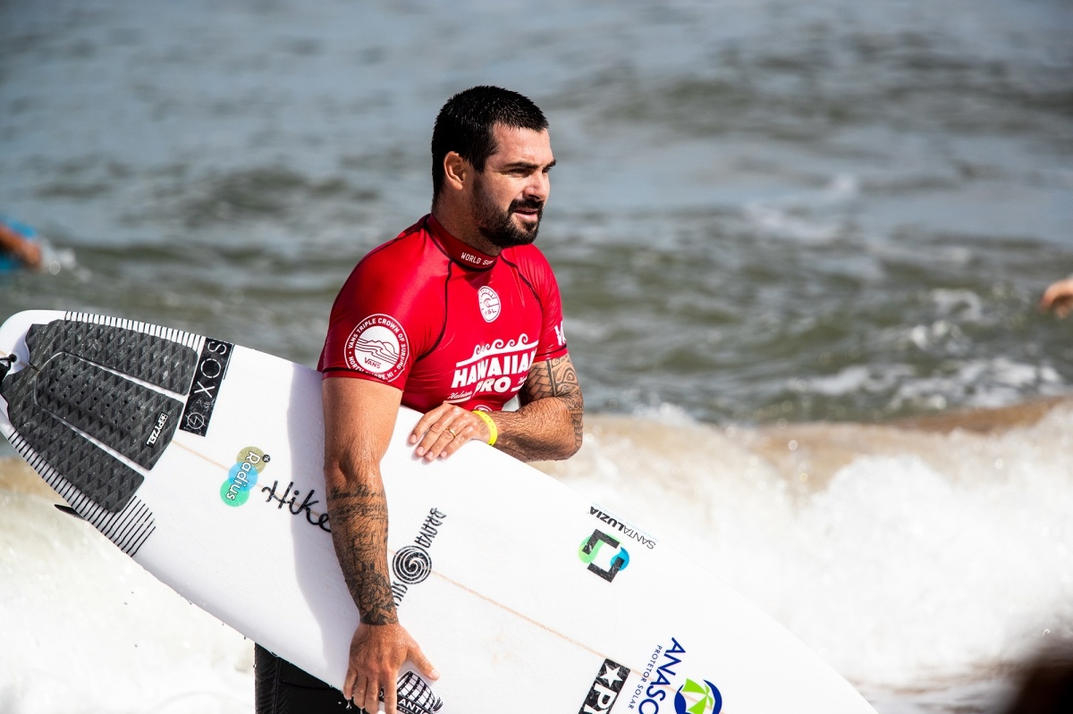 William Cardoso.   © WSL / Heff