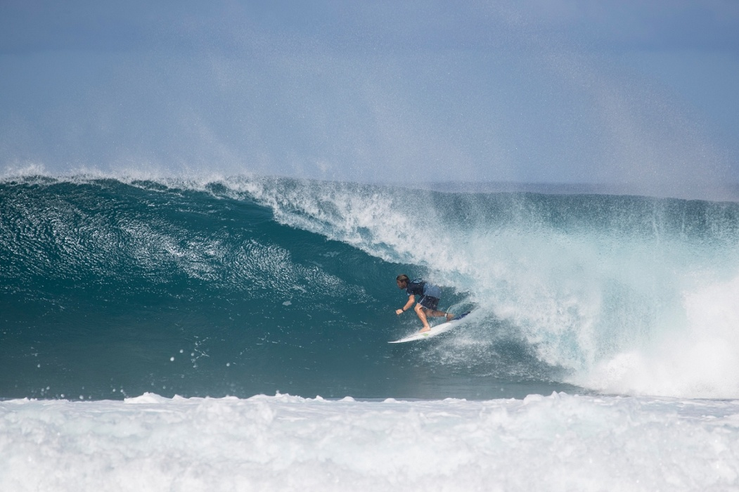 Conner Coffin.   © WSL / Heff