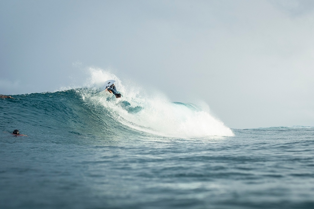 Connor O'Leary.   © WSL / Poullenot