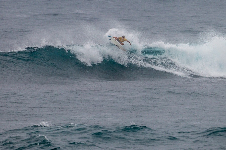 Richard Christie placed equal 25th.   © ASP / Kirstin