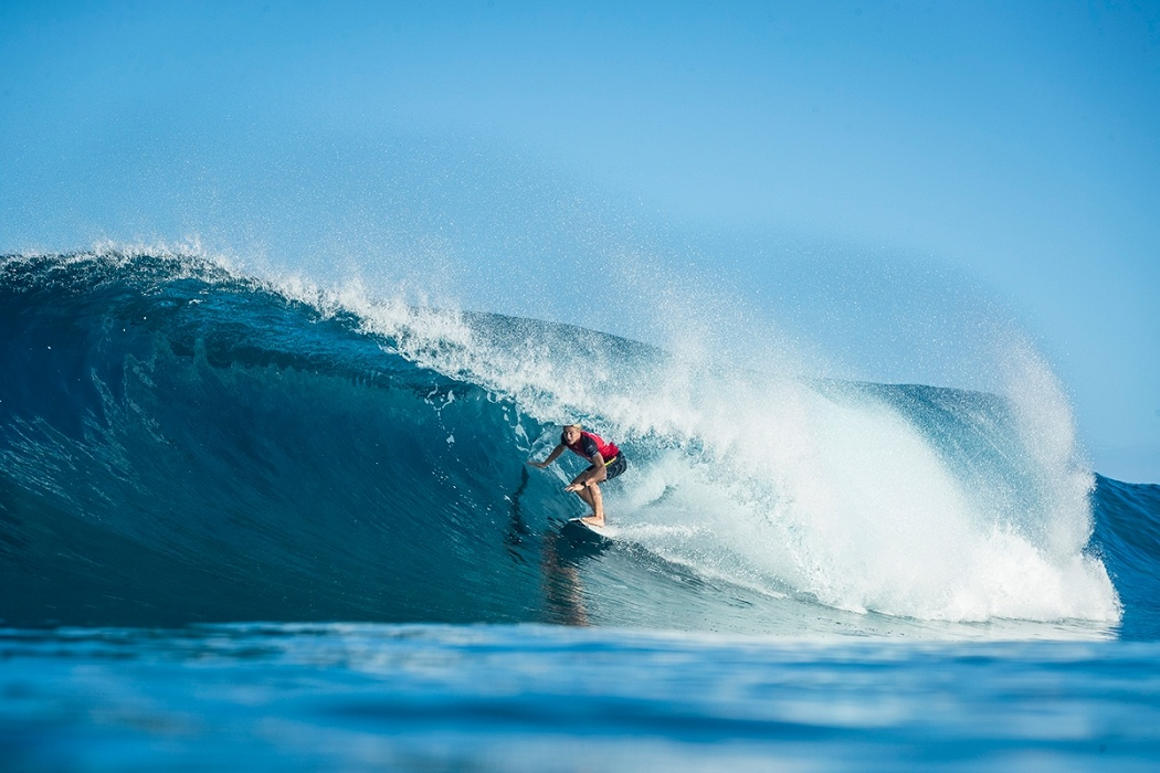 Ethan Ewing.   © WSL / Poullenot