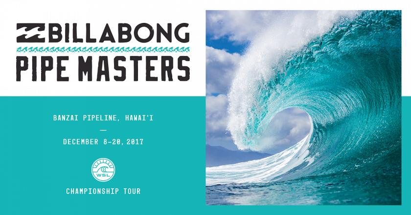About the Billabong Pipe Masters