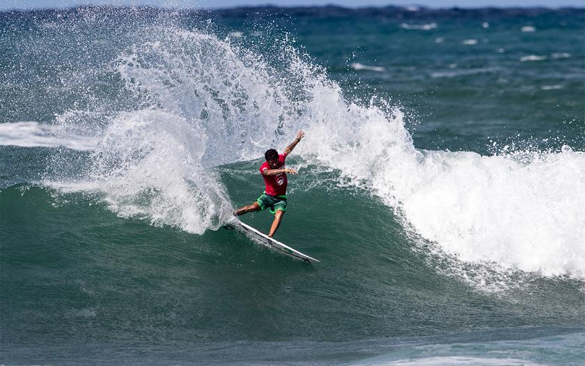 "Hawaiian Pro: ""Forget Everything You Know About Haleiwa"""