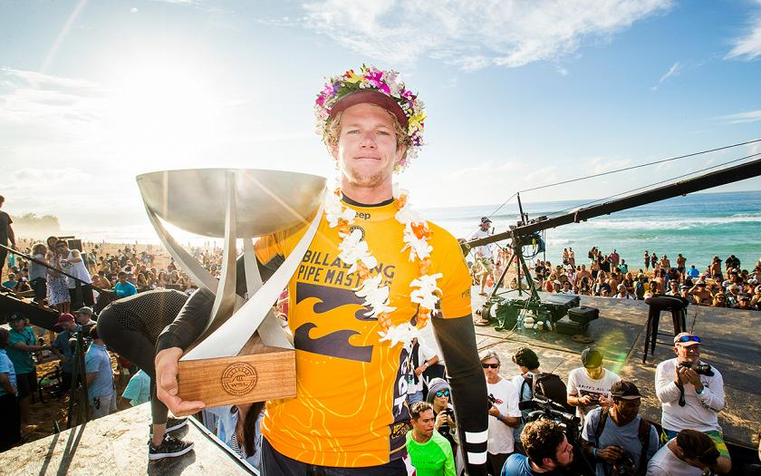 John John Florence Clinches Second Straight World Title