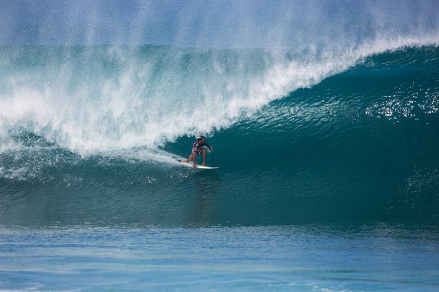 Jeremy Flores placed equal ninth.   © ASP / Kirstin