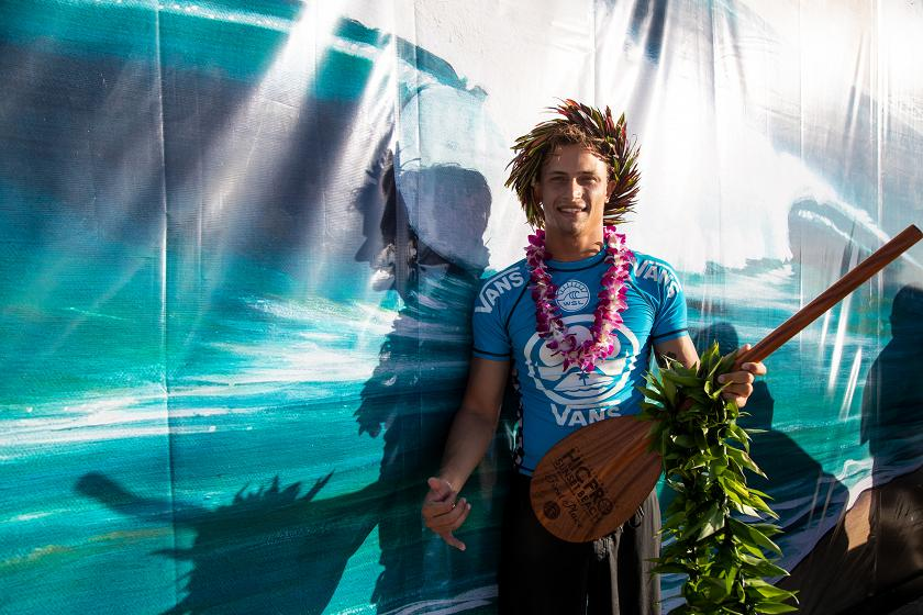 Kiron Jabour Victorious at HIC Pro