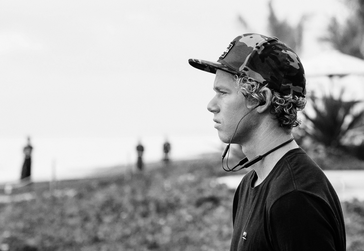 John John Florence Withdraws from Pipe