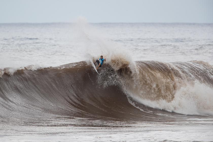 Dusty's Pivotal Performance at HIC Pro