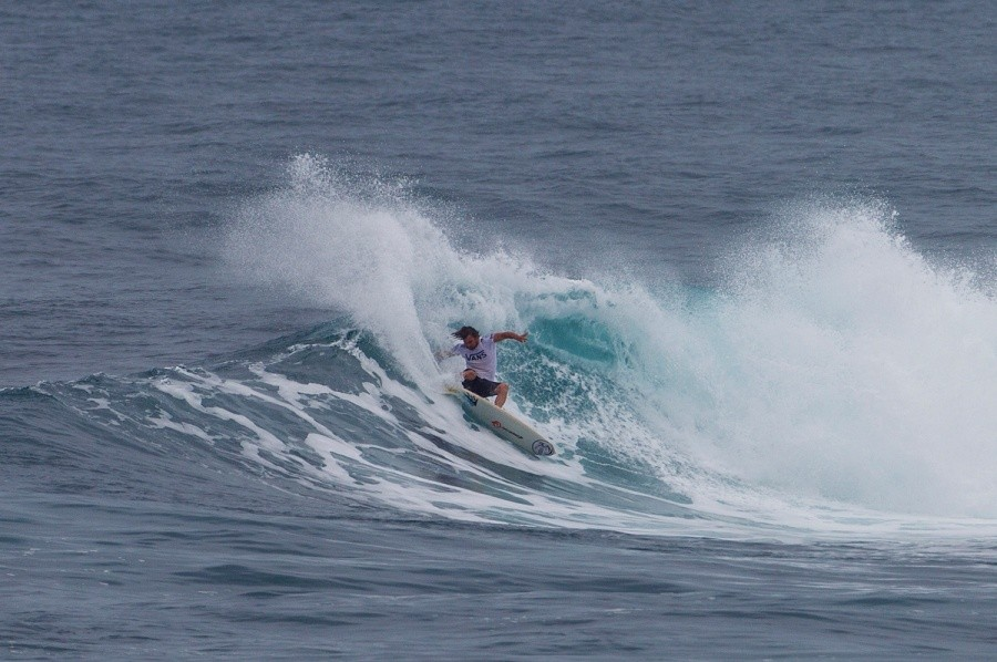 Tim Reyes placed runner up in the round of 32 and advanced into the Quarterfinals.   © ASP / Kirstin