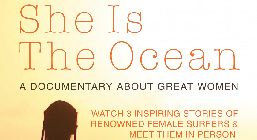 She Is The Ocean - Free Film Screening