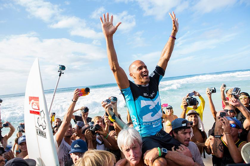 Slater at the Pipemasters: Still Dominant, Or Just Still Going?