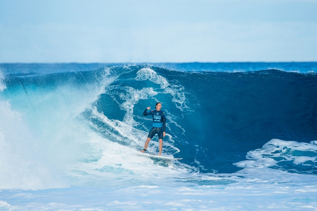 Jordy Smith.   © WSL / Sloane