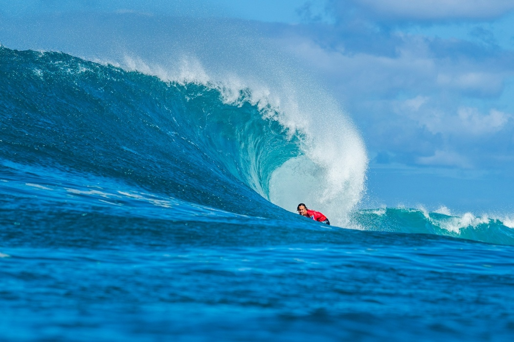 Jordy Smith.   © WSL / Cestari